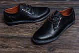 Мужские кожаные туфли Tommy HF, фото 9