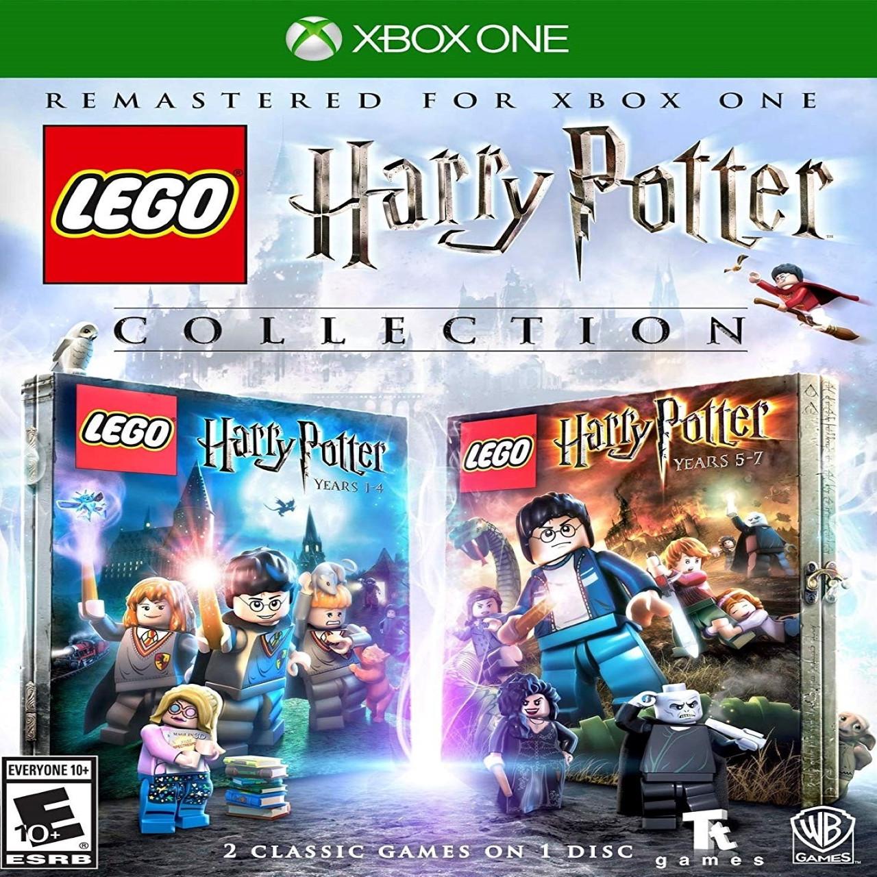 Lego Harry Potter Collection Xbox One (англійська версія) (Б/В)