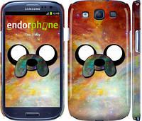 "Чехол на Samsung Galaxy S3 i9300 Adventure Time. Jake v2 ""1204c-11"""