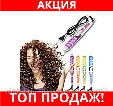 SALE! Плойка для волос Nova NHC 8558 спираль