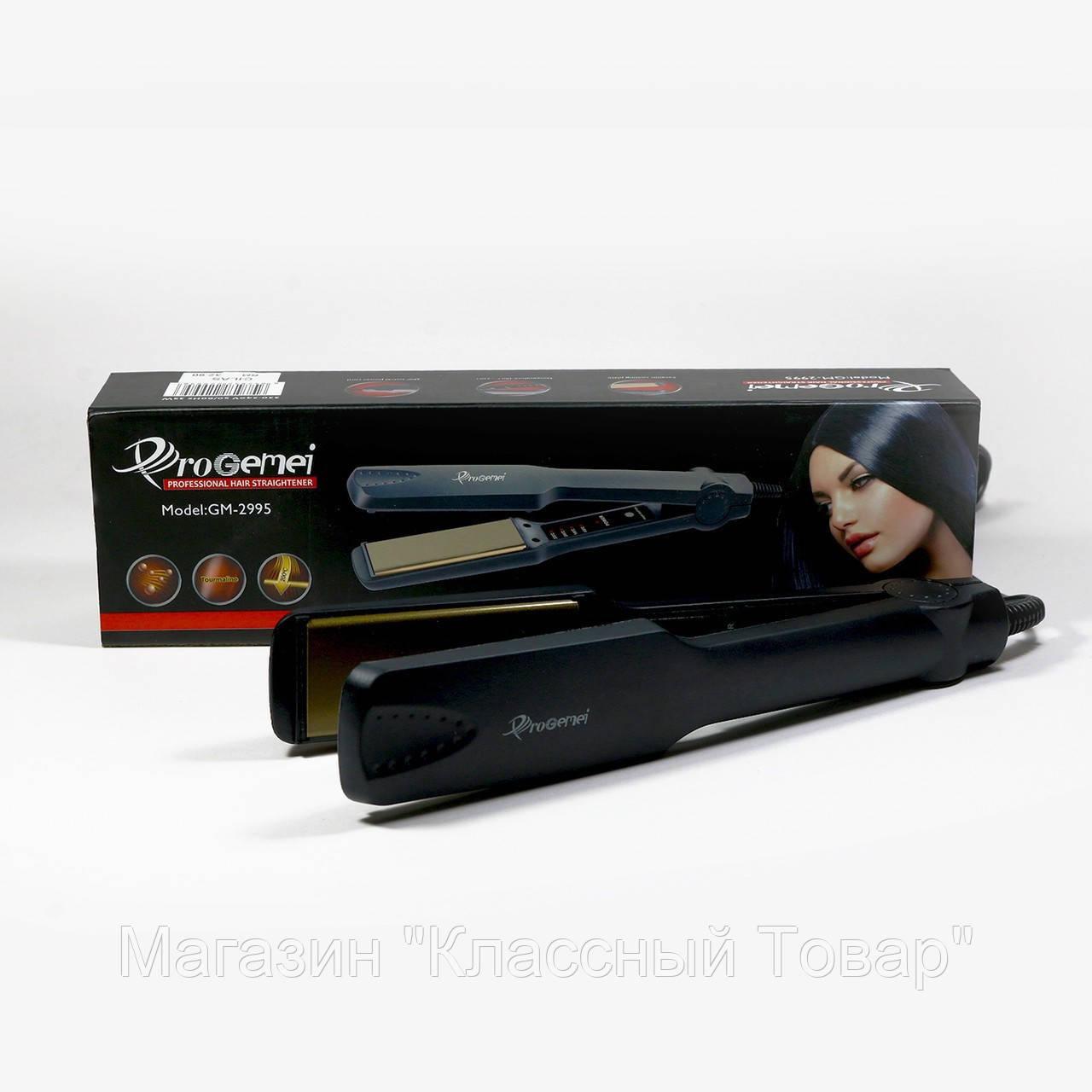 SALE! Утюжок для волос Gemei Gm-2995 TYME IRON