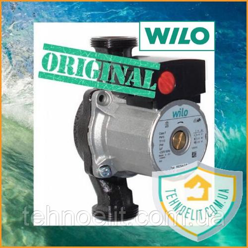 Циркуляционный насос Wilo Star-RS 25/4-3Р 180мм. Циркуляционный насос для теплого пола.