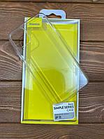 Чехол - накладка Baseus Simple Series Case for iPhone 11 Transparente