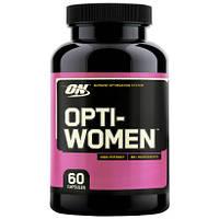 Мультивитамины для женщин Optimum Opti-Women 60 капсул