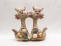 Коты неразлучники с ракушками, фото 1