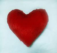 М'яка іграшка Серце, 37 см червоне
