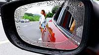 Пленка Anti-fog film анти-дождь для зеркал авто  100*150 мм
