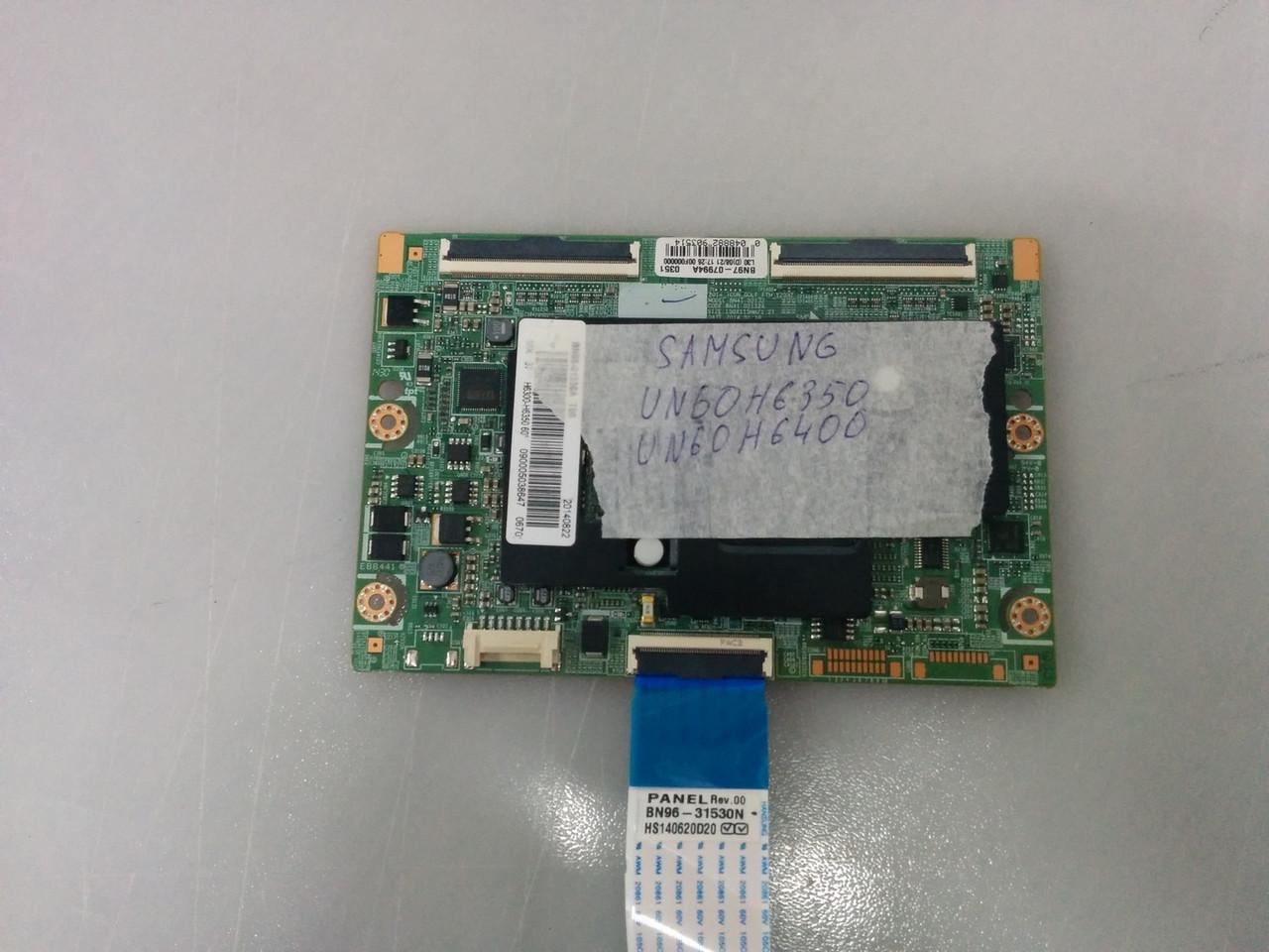Samsung T-Con Board BN41-02132A (BN95-01336A, BN97-07994A) к телевизору Samsung UE60J6350, UN60H6200, UN60H640