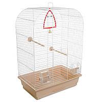"""Клітка Природа """"Ауріка"""" для птахів 44 см/27 см/64 см"""