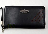SALE! Портмоне Baellerry Leather Model 2 (SW009) ЧЕРНЫЙ, фото 1