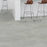 Quick-Step AMGP40050 Бетон теплый серый, виниловый пол Ambient Glue Plus