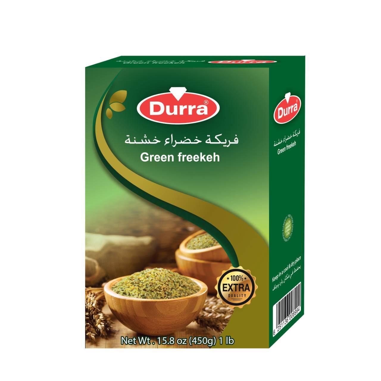Фрике,крупа пшеничная Durra 450 грамм