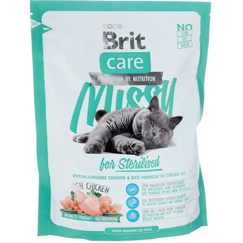 Корм для котів Brit Care Missy 0,4 кг