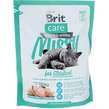 Корм для котов Brit Care Missy 0,4кг