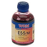 Чернила WWM EPSON R800/1800 (Magenta) (E55/M)