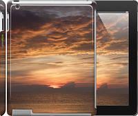 "Чехол на iPad 2/3/4 Закат ""2922c-25"""