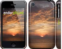 "Чехол на iPhone 3Gs Закат ""2922c-34"""