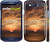 "Чехол на Samsung Galaxy S3 i9300 Закат ""2922c-11"""