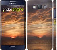 """Чехол на Samsung Galaxy A5 A500H Закат """"2922c-73"""""""