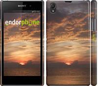 """Чехол на Sony Xperia Z1 C6902 Закат """"2922c-38"""""""