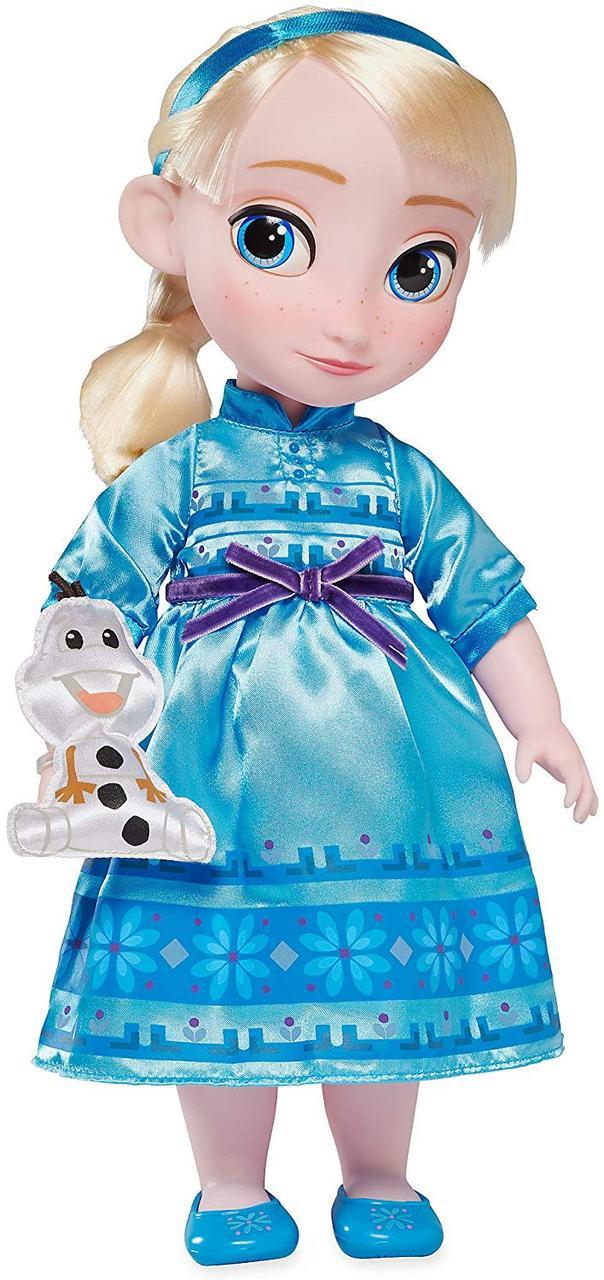 Кукла Дисней Аниматор Эльза Disney Animators' Collection Elsa Doll Frozen