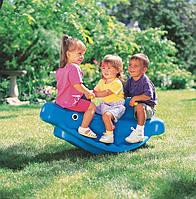 Качалка Кит синяя Little Tikes 4879, фото 1