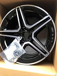 Оригинальные диски R21 Mercedes GLS-Class X167