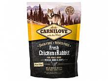 Carnilove Dog Fresh Chicken & Rabbit 1,5кг