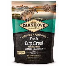 Carnilove Dog Fresh Carp & Trout 1,5 кг