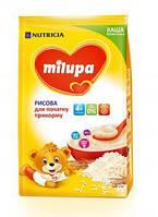 Каша безмолочная рисовая 4м+ 170г Milupa Nutricia 119395