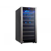 Холодильник винный - 100 л, 1 зона WKM100-1