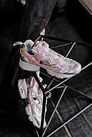 Женские кроссовки  Insta Pump Cinderella рибок инста пумп (ТОП реплика), фото 1