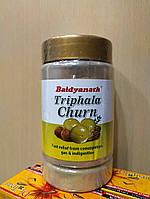 Трифала порошок Бадьянатх, Triphala churna Baidyanath, 500г