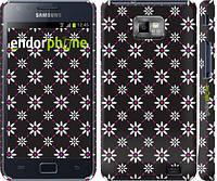 "Чехол на Samsung Galaxy S2 i9100 Ромашки 3 ""2893c-14"""