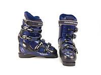 Б/у ботинки ROSSIGNOL SAPHIR размер 38 (стелька 24,5 см)