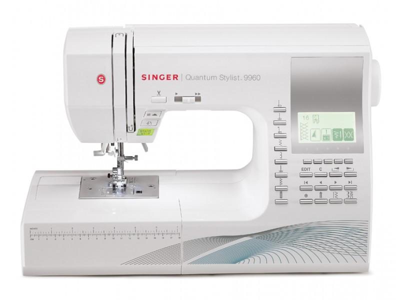 Швейная машинка Singer Quantum Stylist 9960
