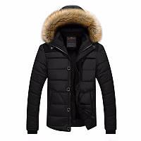Зимняя мужская куртка .Мужская парка.Арт01497