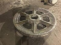Литье крупно габаритных отливок из лигированых морок стали и чугуна нержавеющей стали, фото 8