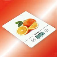 Весы кухонные Tiross TS-1301 orange, фото 1