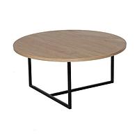 Кофейный журнальный столик в стиле Loft GS-410