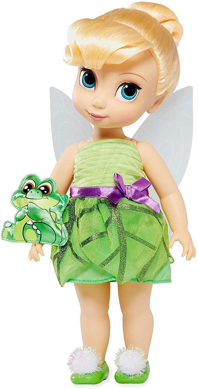Кукла Дисней Фея Динь Динь Аниматор, Disney Animators Tinker Bell 2019