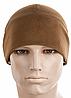 Зимняя тактическая шапка из плотного флиса Windblock (295 г/м2) цвет койот (40012017)