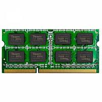 Модуль памяти для ноутбука SoDIMM DDR3 8GB 1600 MHz Team (TED38G1600C11-S01)