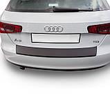 Пластиковая защитная накладка на задний бампер для Audi A3 / S3 5Dr Sportback 2012+, фото 4