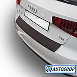 Пластиковая защитная накладка на задний бампер для Audi A3 / S3 5Dr Sportback 2012+, фото 5