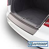 Пластиковая защитная накладка на задний бампер для Audi A3 / S3 5Dr Sportback 2012+, фото 6