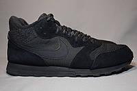 Кроссовки Nike Md Runner 2 807406 001 зимние мужские. Индонезия. Оригинал. 44 р./28 см.