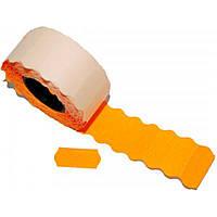 Этикет-лента Aurika 26х12 orange (2612O)