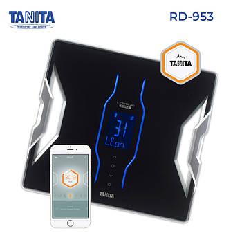 Весы-анализатор Tanita RD-953 черный