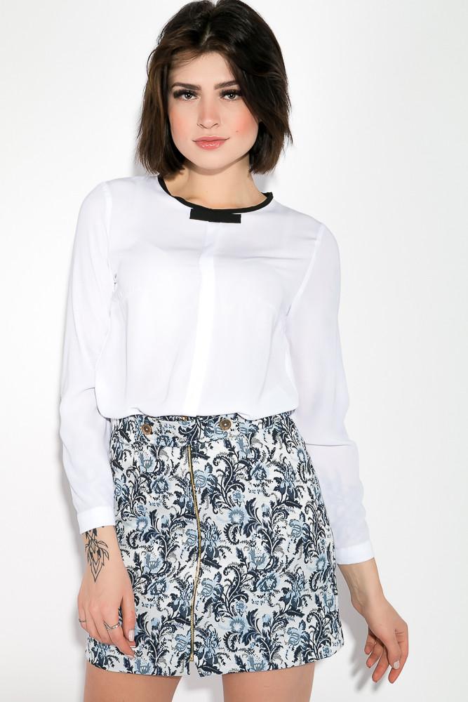 Блуза женская  цвет Белый размер 36